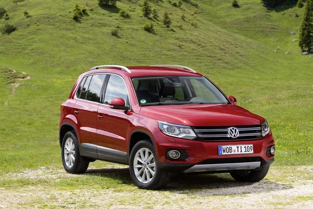 research reviews ca specs trims tiguan photos options autotrader volkswagen price