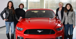 Ford Spotlights International Women's Day