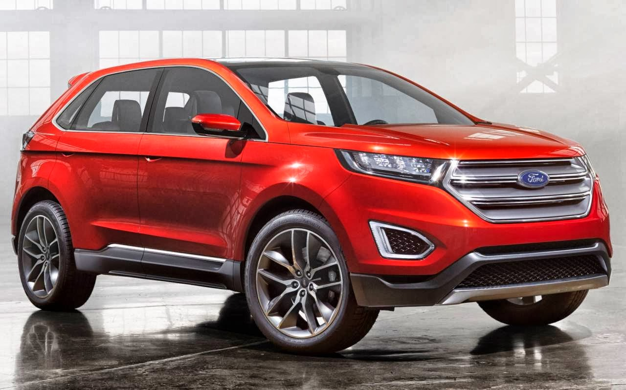 ford edge   reed factorthe reed factor